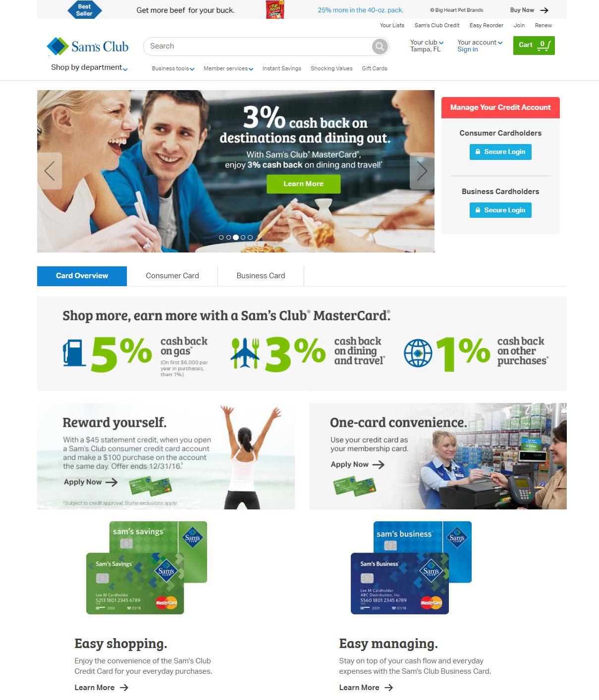 Sychrony + MasterCard